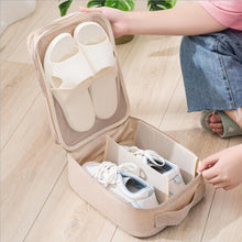 Load image into Gallery viewer, Travel Waterproof Shoe Storage Bag Three Shoe Box