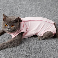 Load image into Gallery viewer, Cat Recovery Suit for Abdominal Wounds or Skin Diseases