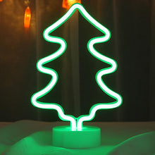 Load image into Gallery viewer, Home Decoration Christmas LED Neon Sign Light