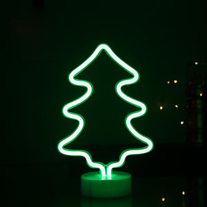 Home Decoration Christmas LED Neon Sign Light