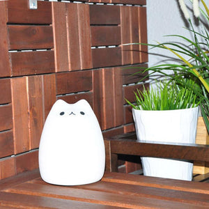 Cute Pet Silicone Desktop Light (Touch Switch)
