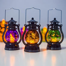 Load image into Gallery viewer, Halloween Led Lantern Vintage Witch Castle Party Hanging Light
