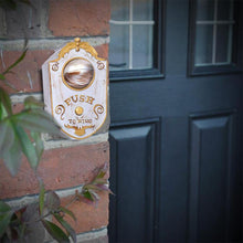 Load image into Gallery viewer, Cool Opening Eyeball Doorbell Halloween Decorations