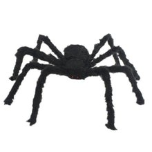 Load image into Gallery viewer, Halloween Hanging Giant Fake Spider House Decorations