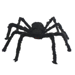 Halloween Hanging Giant Fake Spider House Decorations