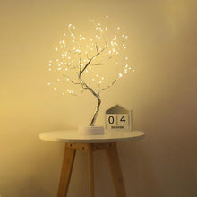 Load image into Gallery viewer, 36LED Creative Decoration Night Light Led Light Touch Screen Copper Wire Lamp