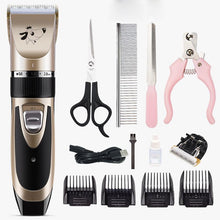 Load image into Gallery viewer, Pet Grooming Hair Clipper Set