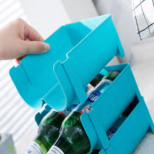Load image into Gallery viewer, Refrigerator Frozen Drink Holder Plastic