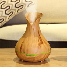 Load image into Gallery viewer, 400ML Intelligent Wifi Aroma Diffuser