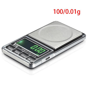 Mini Precision Pocket USB Powered Digital Scales