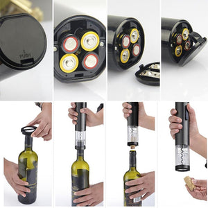 6V Electric Automatic Wine Bottle Opener