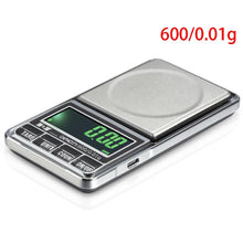 Load image into Gallery viewer, Mini Precision Pocket USB Powered Digital Scales