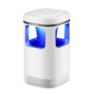 Mosquito Killer Lamp LED Mosquitoes Repellent Portable Electric USB Powered Insect Pest Catcher Killer Indoor Outdoor Mosquito Trap Mute Silent Non-Toxic