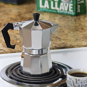 50/150/300ml Aluminum Coffee Maker