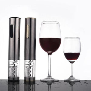 Electric Automatic Wine Bottle Opener Kit