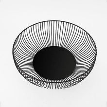 "Load image into Gallery viewer, 11"" Iron Wire Storage Basket"