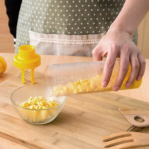 Stainless Steel Corn Cob Stripper
