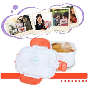 1.05L Electric Heating Lunch Box (US Plug)
