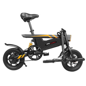 Ziyoujiguang T18 Folding Electric Bicycle