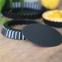 Load image into Gallery viewer, High Carbon Steel Round Baking Tray
