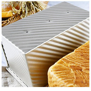 Carbon Steel Rectangular Bread Toast Mold