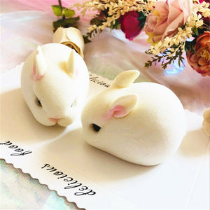 3D Silicone Rabbit Shaped Baking Molds