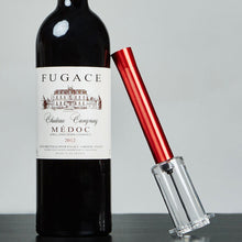 Load image into Gallery viewer, Air Pressure Wine Bottle Opener