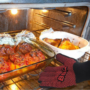 Silicone Heat Proof Oven Glove