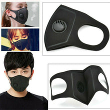 Load image into Gallery viewer, 1PC PM2.5 Breathable Anti-dust Haze Face Mouth Cover Filter Value Washable