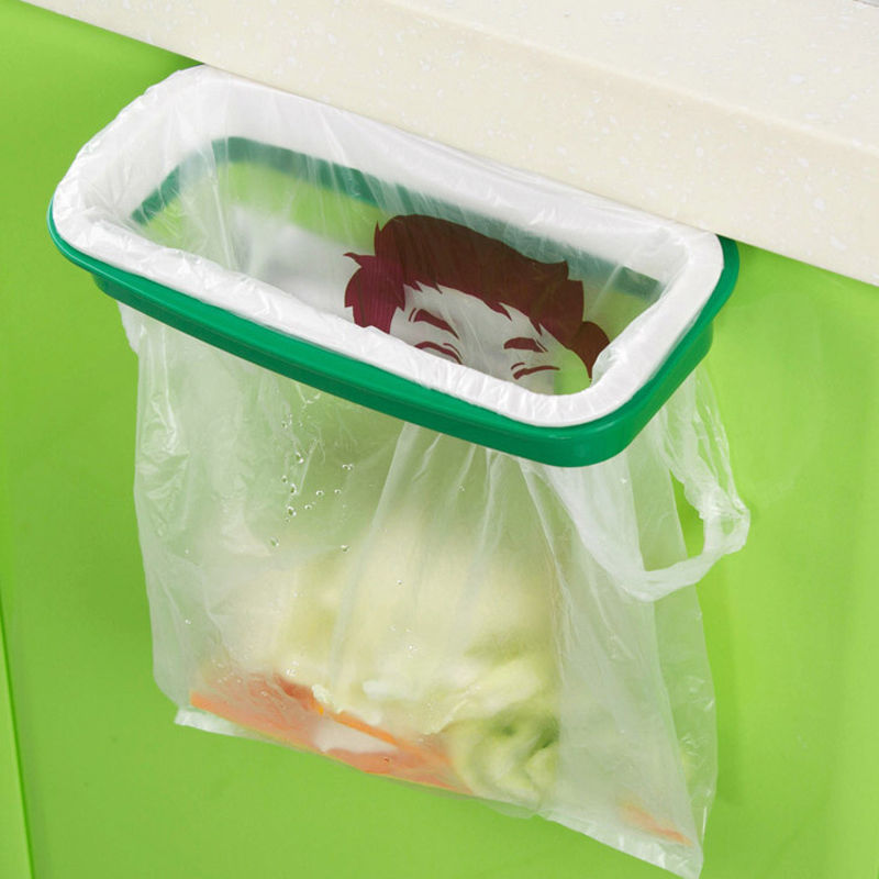 Trash Bag Hanging Storage Rack