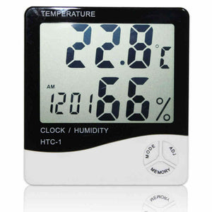 LCD Screen Electronic Alarm Clock
