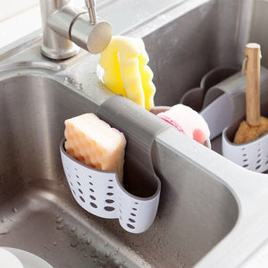 Sink Saddle Shaped Storage Rack