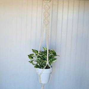 Three Diamonds Plant Holder