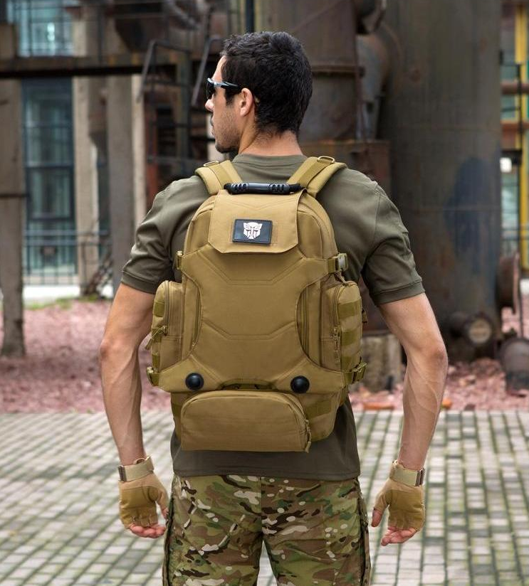 BI-24 Hour Tactical Backpack
