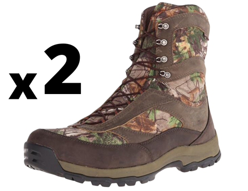 2 Pairs Of Hunting Boots