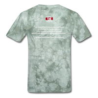 Get CIVILIZED T-Shirt - military green tie dye