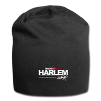 BACKEDBY155 HARLEM WEAR Beanie - black