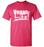 Vegan Life Collection T Shirt