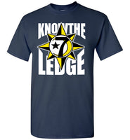 KNOWTHE LEDGE Short-Sleeve T-Shirt