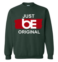 "Just "" be ORIGINAL"""