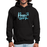 PEACE BE UNTO YOU  Hoodie - black