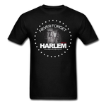 NEVER FORGET HARLEM T-Shirt - black