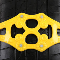 Adjustable Anti-skid Safety Double Snap  Easy to operate Desert Chain