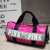Pink Brand  Travel Bag