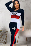 Womens Casual Two Piece PUMA Suits
