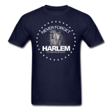 NEVER FORGET HARLEM T-Shirt - navy