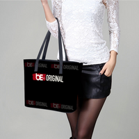 THE BE ORIGINAL BRAND Leather Womens Handbag