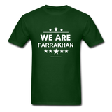 WE ARE FARRAKHAN T-Shirt - forest green
