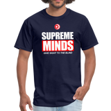 SUPREME MINDS T-Shirt - navy