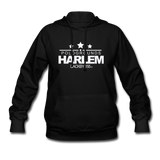 POLOGROUNDS HARLEM Women's Hoodie - black